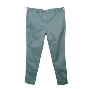 SIZE 16/30 WHITE STUFF Organic Cotton Trouser NWT